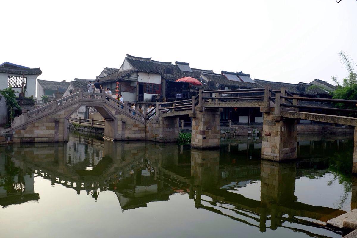 上海周边------古镇两日游:西塘篇图片