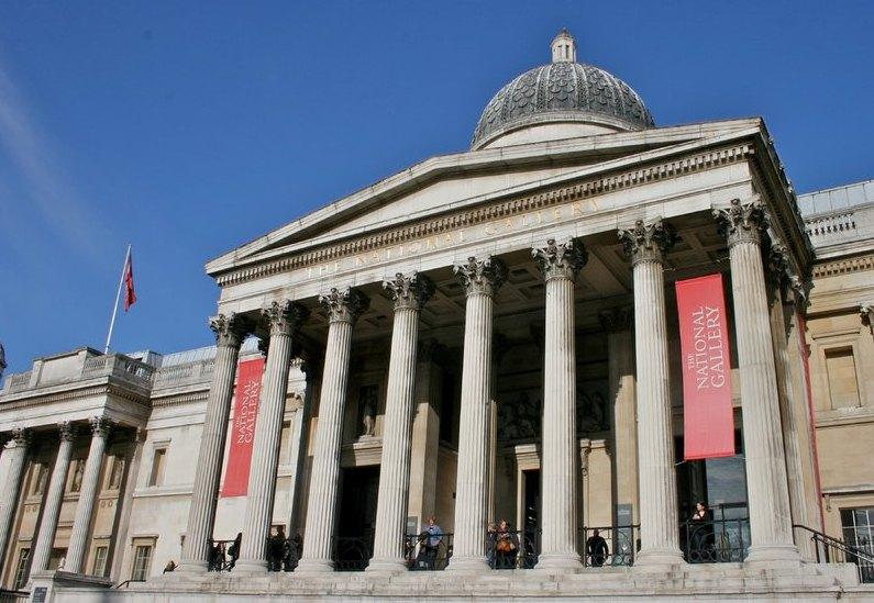 国家美术馆图片