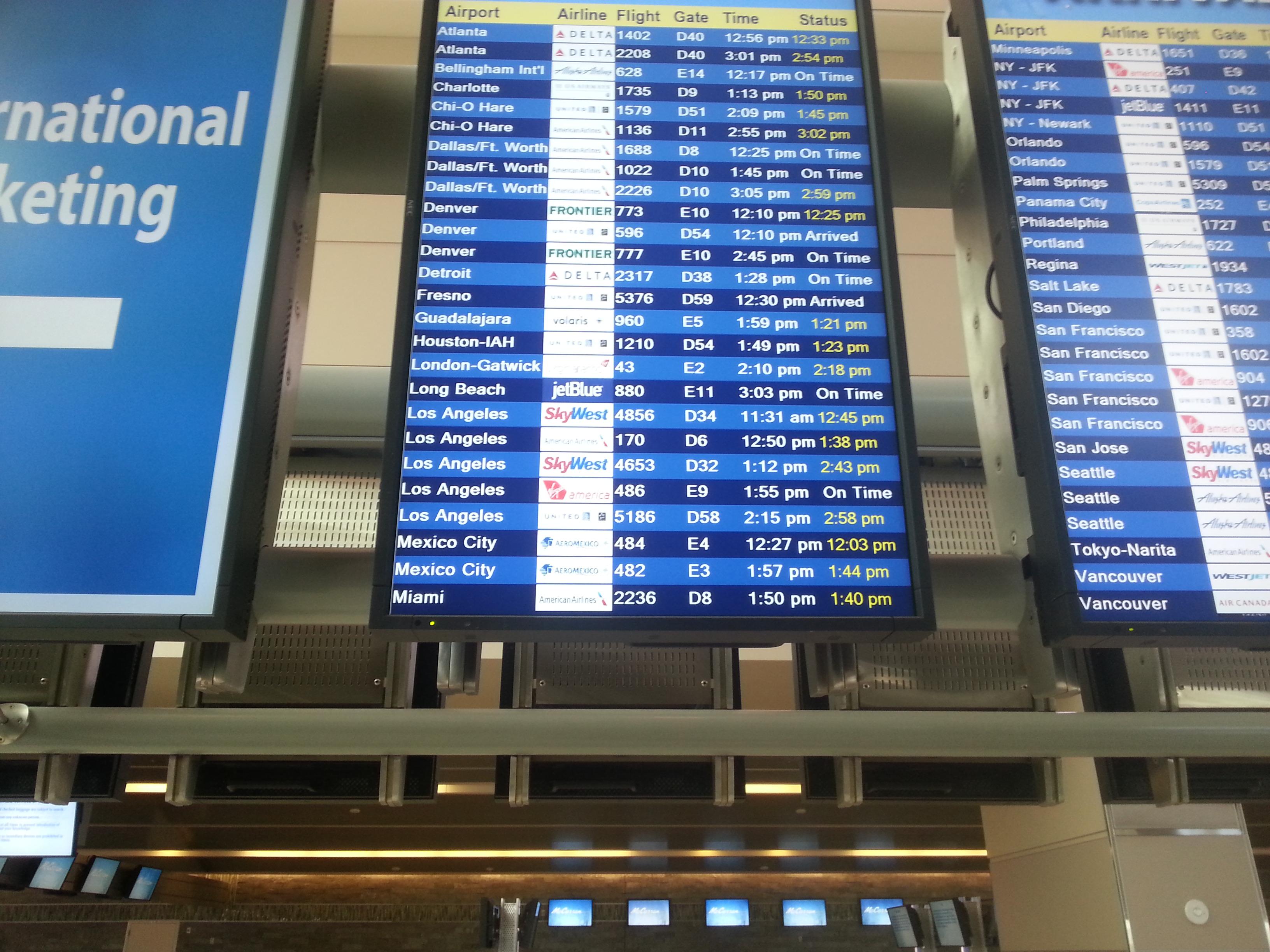 拉斯维加斯国际机场