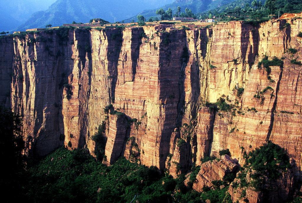 太行山大峡谷旅行攻略之—吃