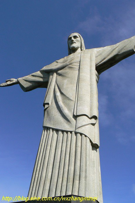【巴西】去里约看世界上最高的耶稣像