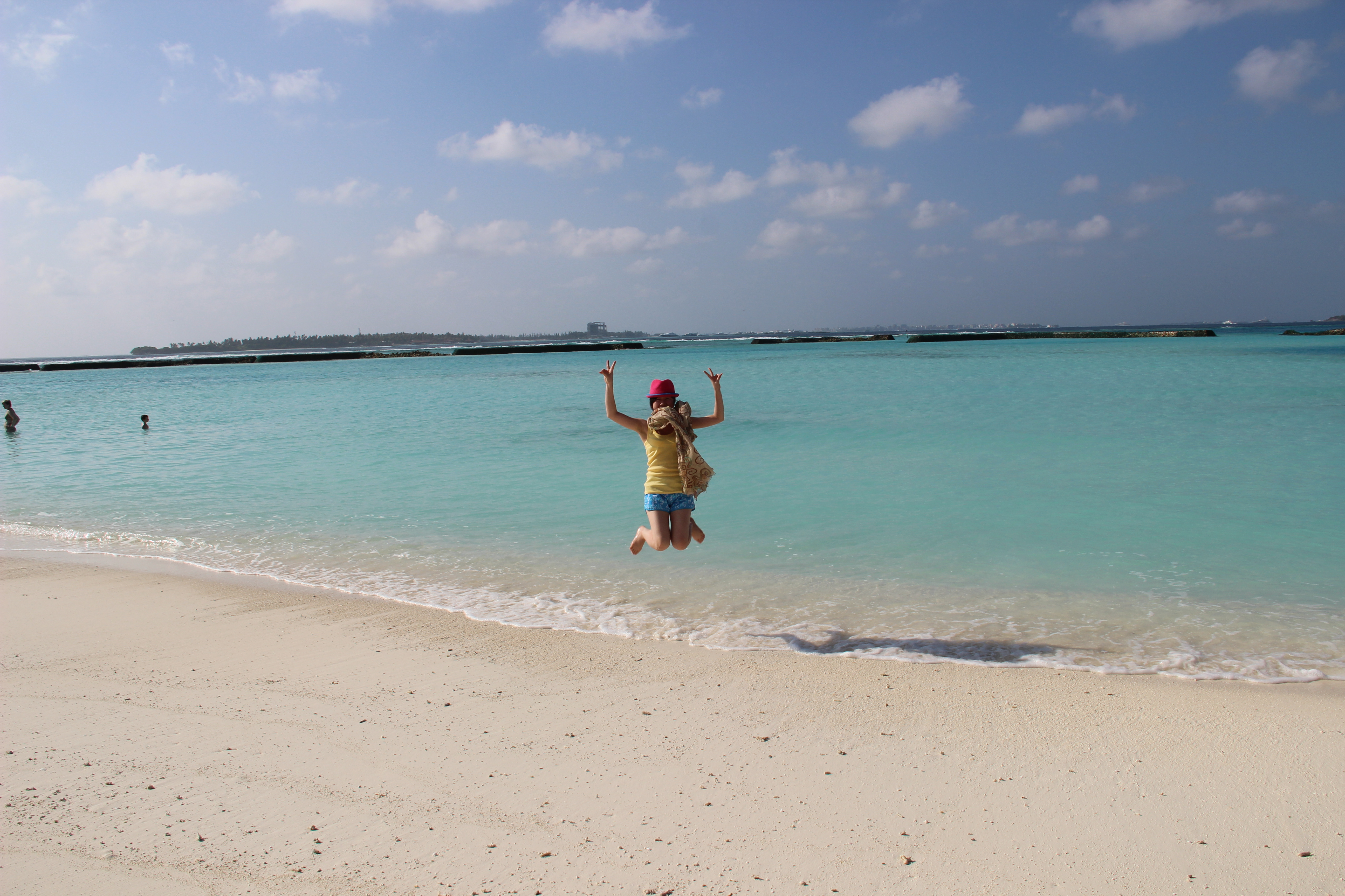 满月岛的蜜月之旅~~|马尔代夫游记-携程旅行