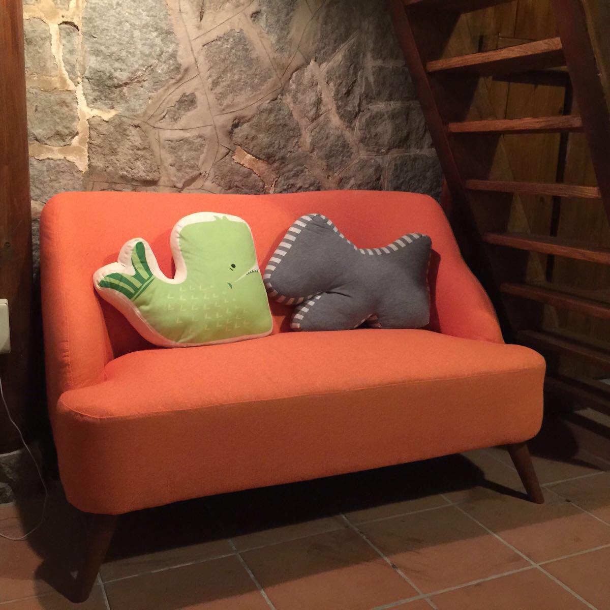 可爱的沙发