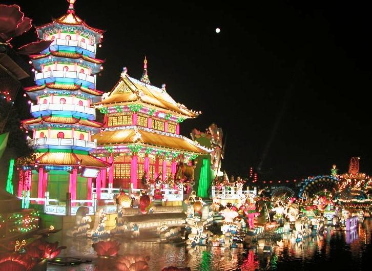 自贡中国彩灯博物馆旅游景点简介,图片,旅游信息推荐