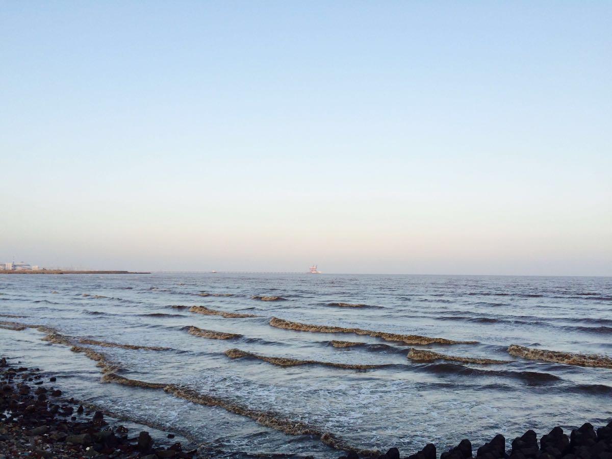 金山嘴渔村