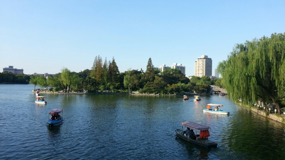 长风公园,上海长风公园攻略/地址/图片/门票【携程