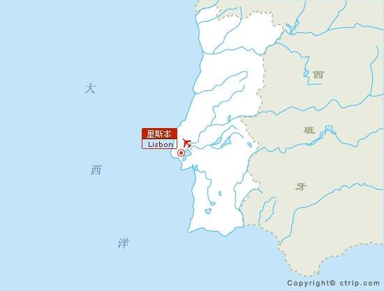 葡萄牙地图【相关词_ 葡萄牙地图高清中文版】