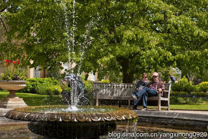牛津大学植物园