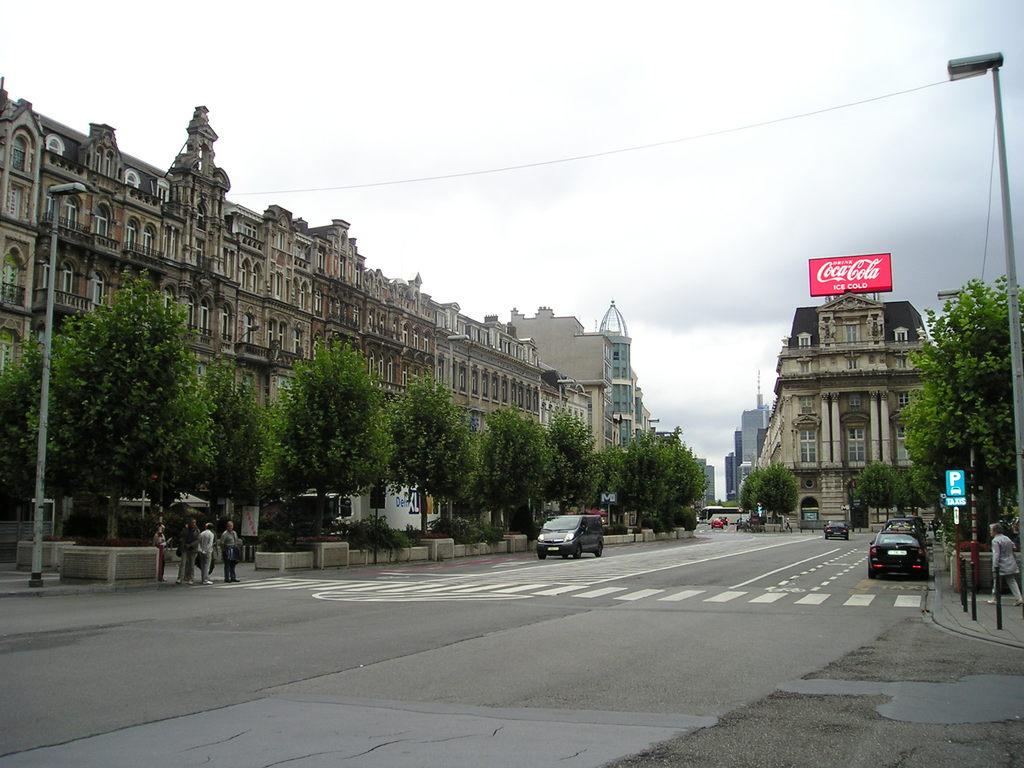 城市街道-2012布鲁塞尔图片