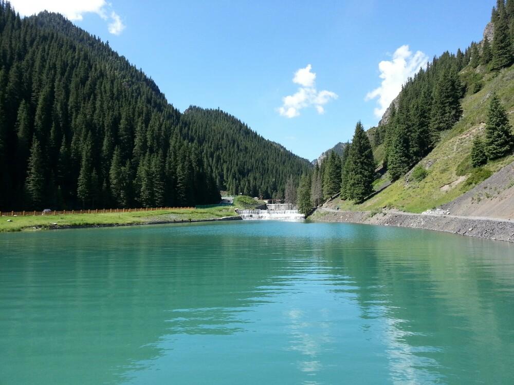 【携程攻略】新疆乌鲁木齐天山大峡谷景点
