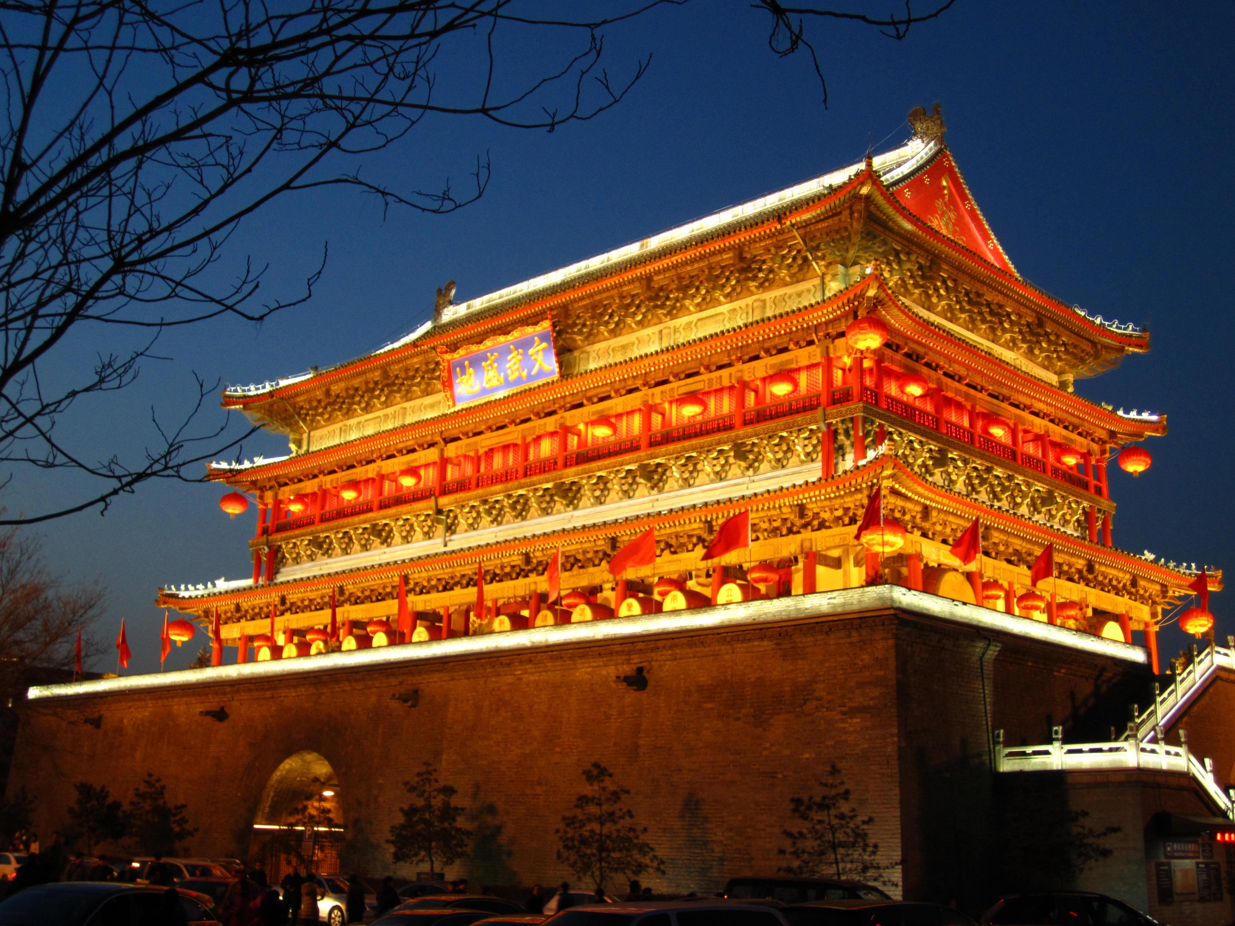 走进千年古城西安 陕西历史博物馆兵马俑体验历史人文