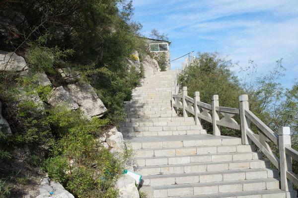 【2014河北】鹿泉抱犊寨风景区