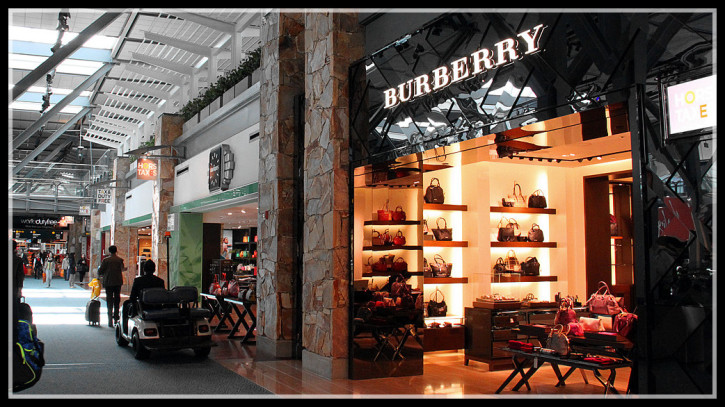 burberry ties outlet  burberry