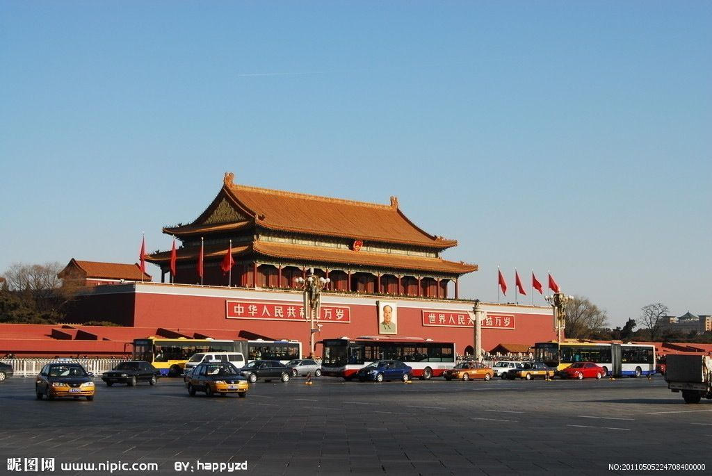 天安门广场,北京天安门广场攻略/地址/图片/门票