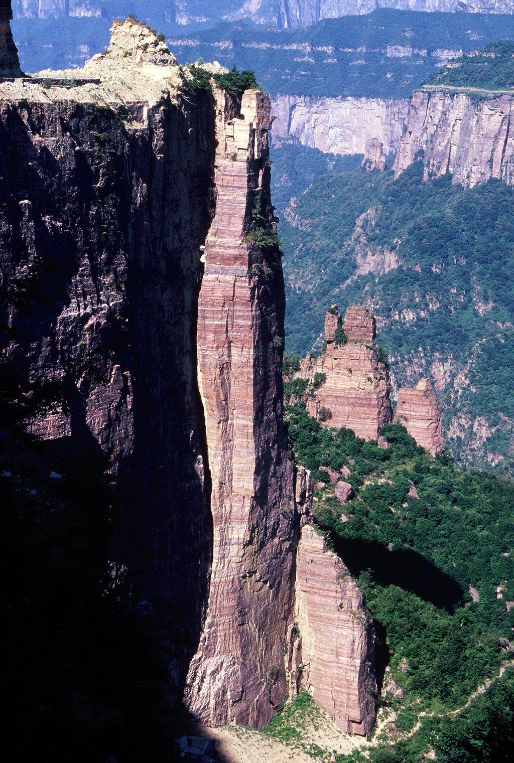 山西太行山大峡谷旅行攻略之—行