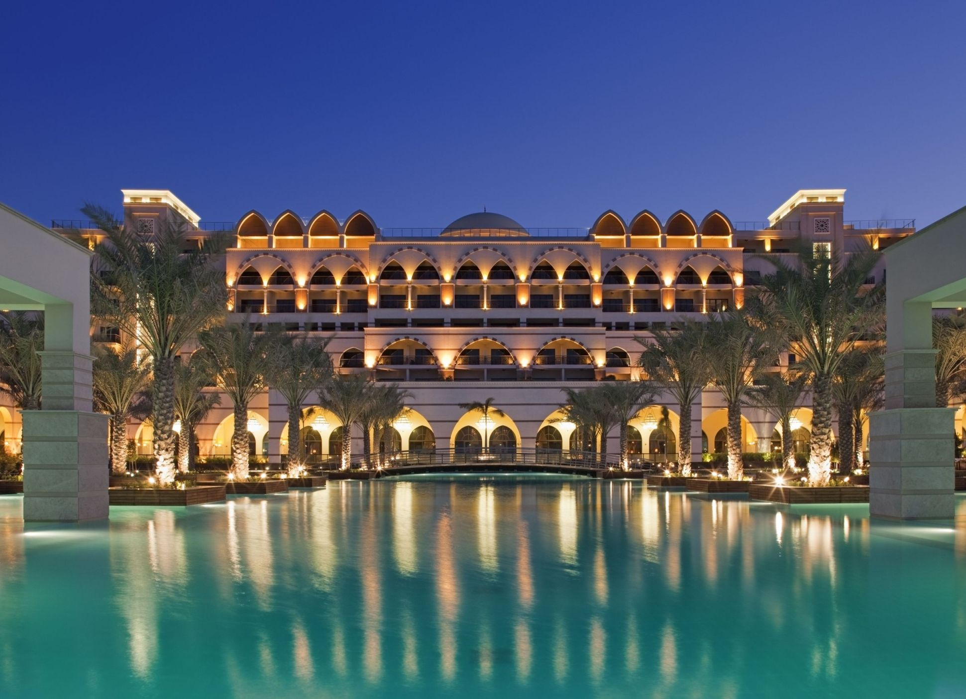 豪华酒店_推荐五个迪拜超超超豪华酒店