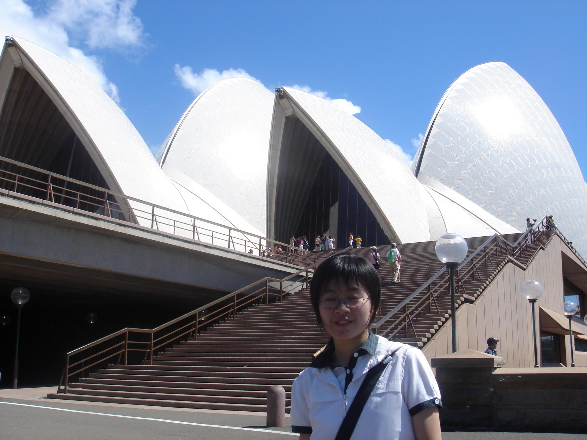 【携程攻略】悉尼悉尼歌剧院景点