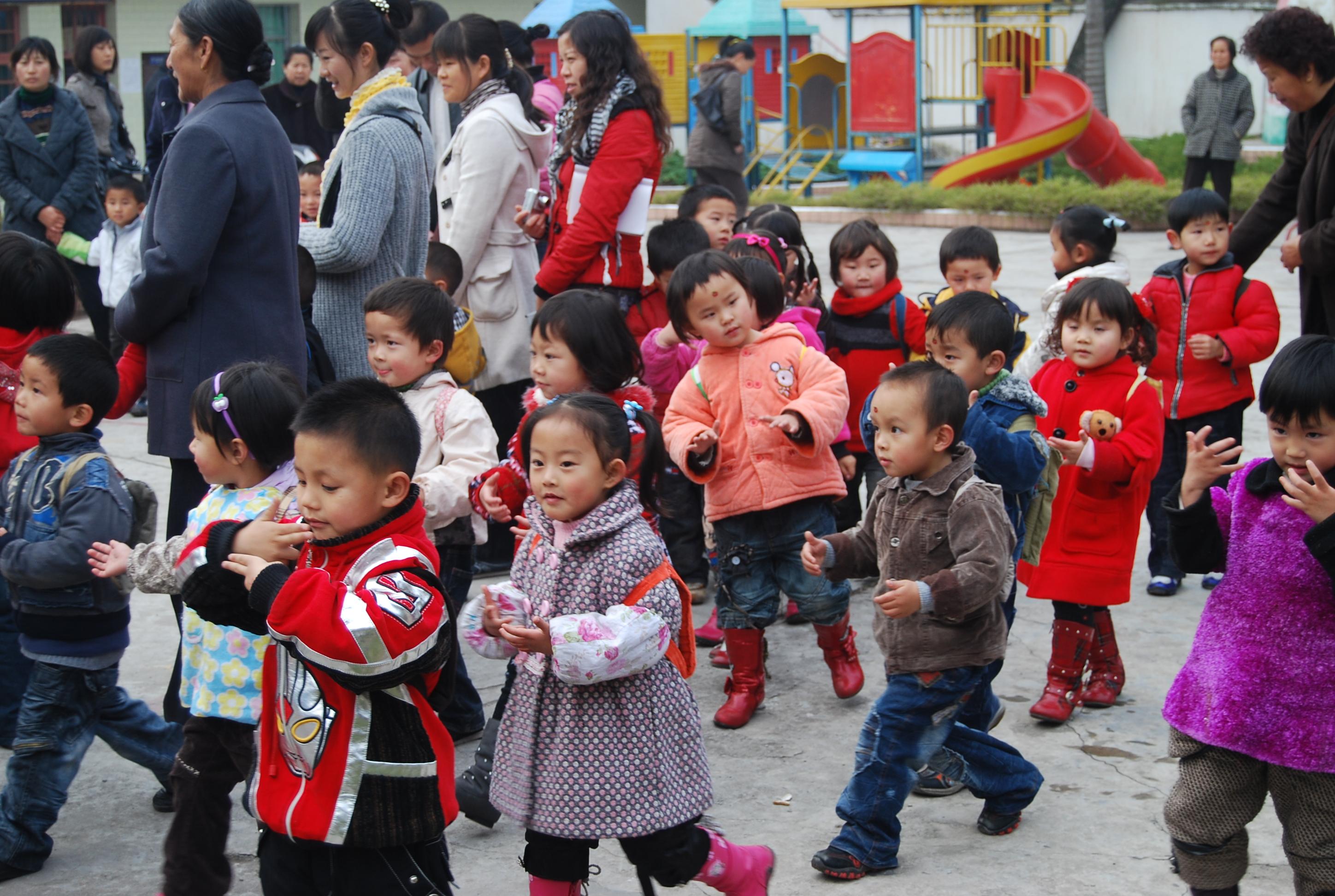 2008幼儿园欢庆圣诞