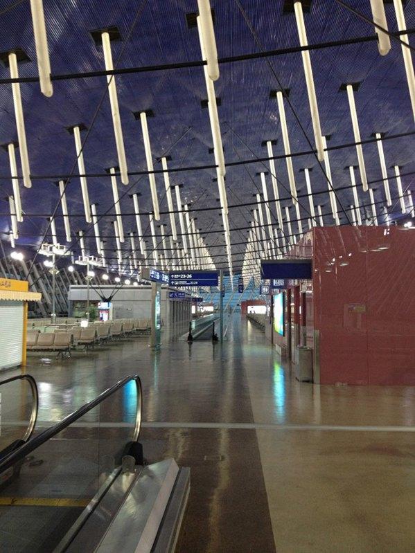 lj102 上海--济州岛 韩国真航空 机型737 起飞时间: 07:20 办理入境