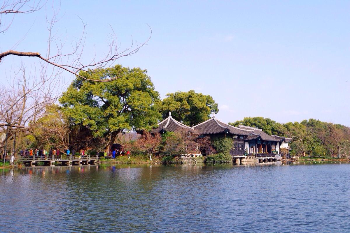 杭州西湖美景壁纸