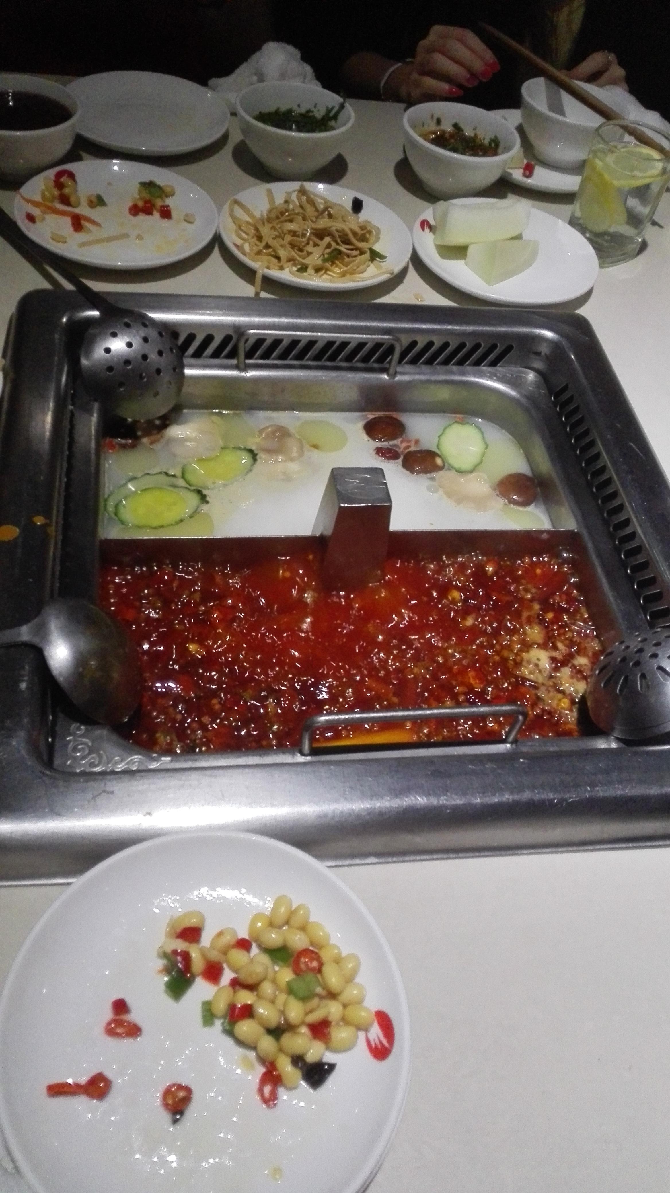 【携程攻略】深圳海底捞火锅(南山店)好吃吗