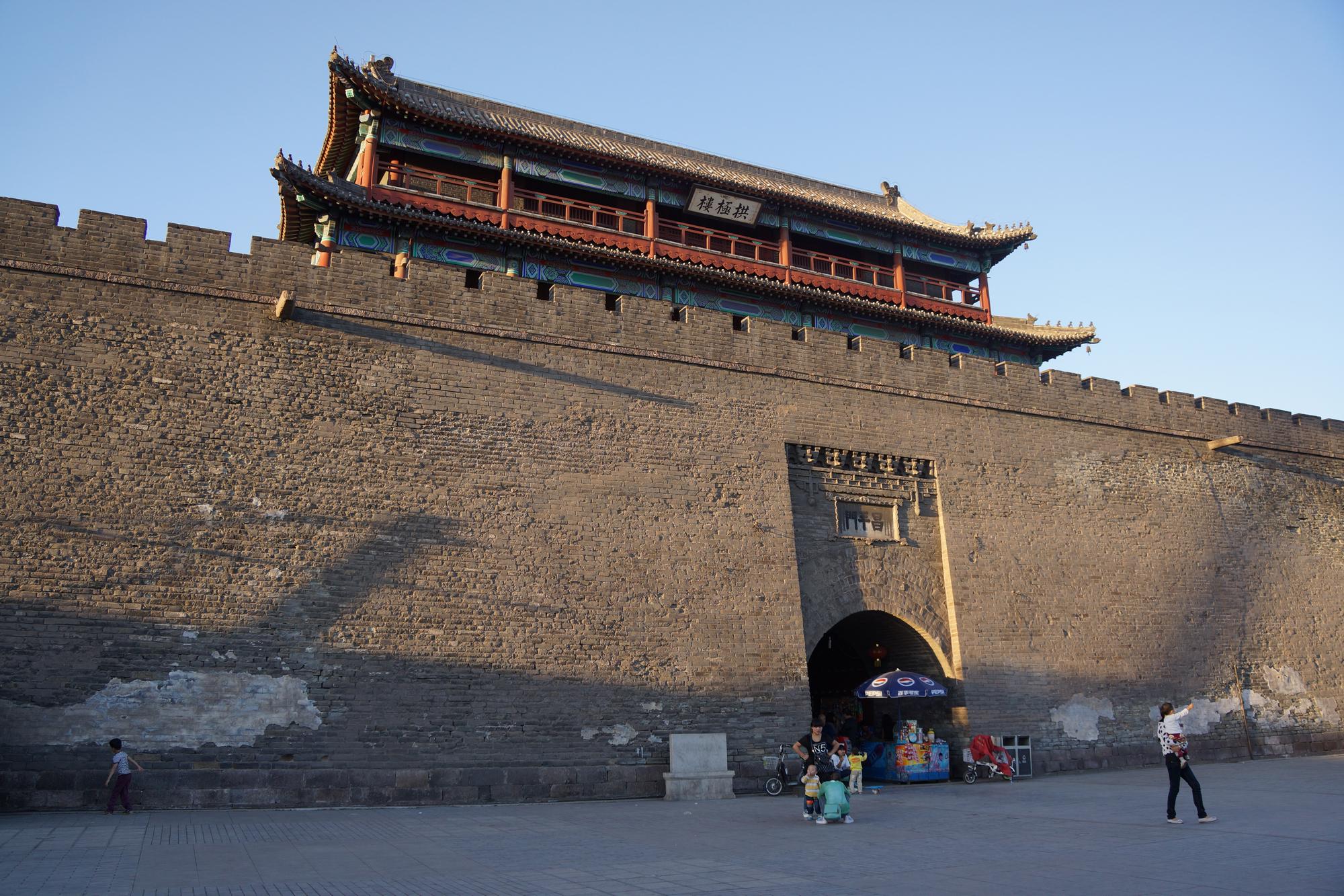 北京蜡像馆 土木堡