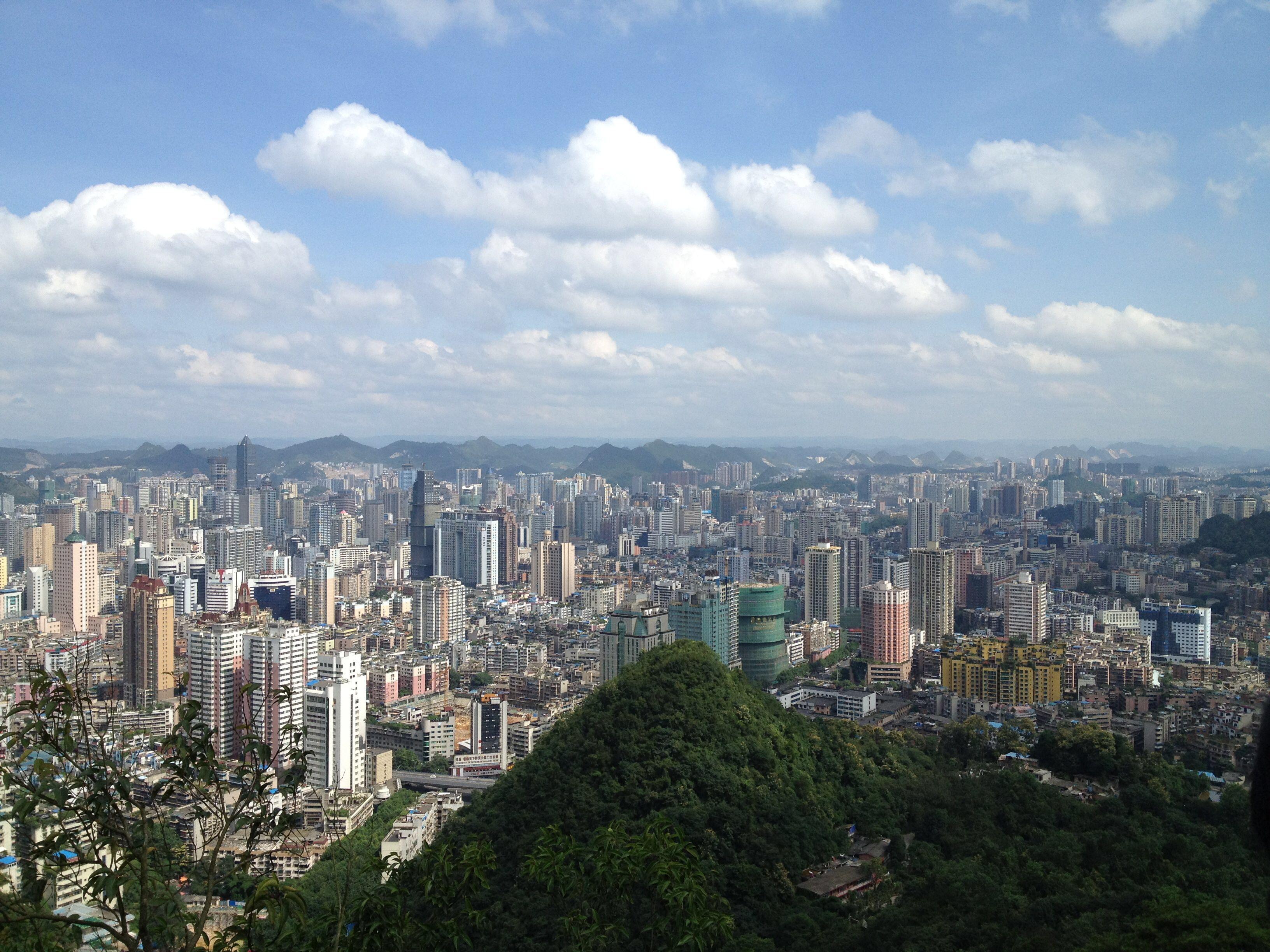 【携程攻略】贵州黔灵山公园适合朋友出游旅游吗
