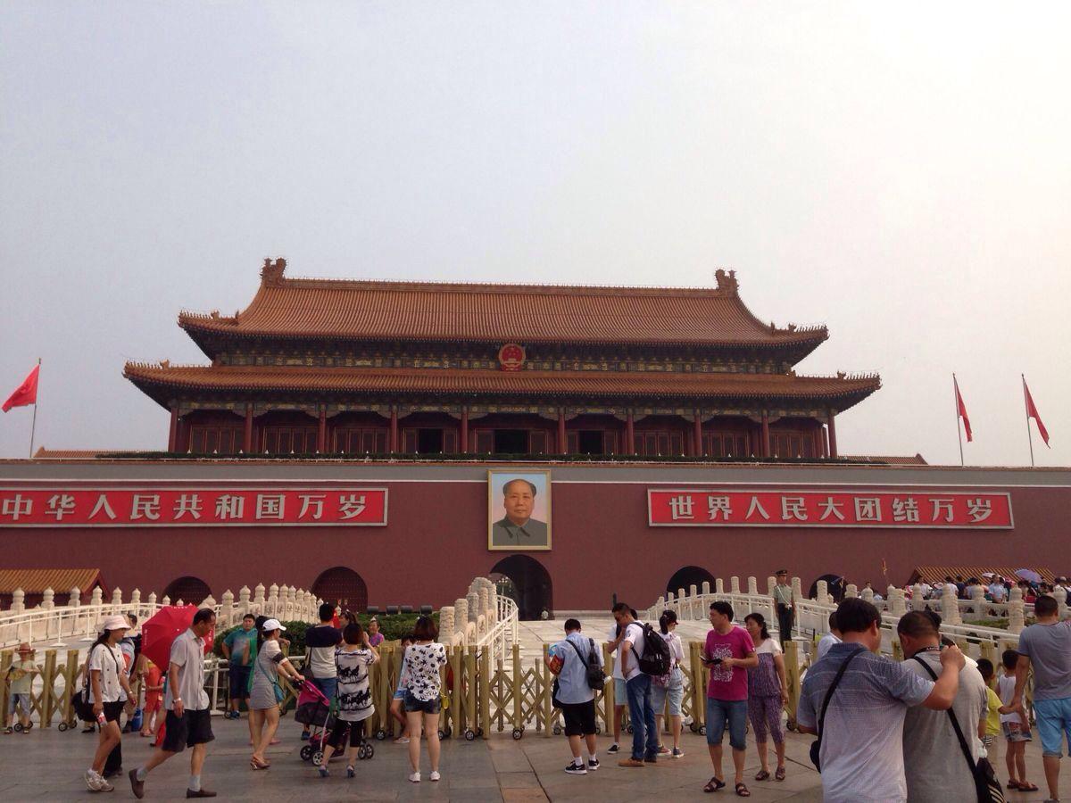 【携程攻略】北京天安门广场适合家庭亲子旅游吗