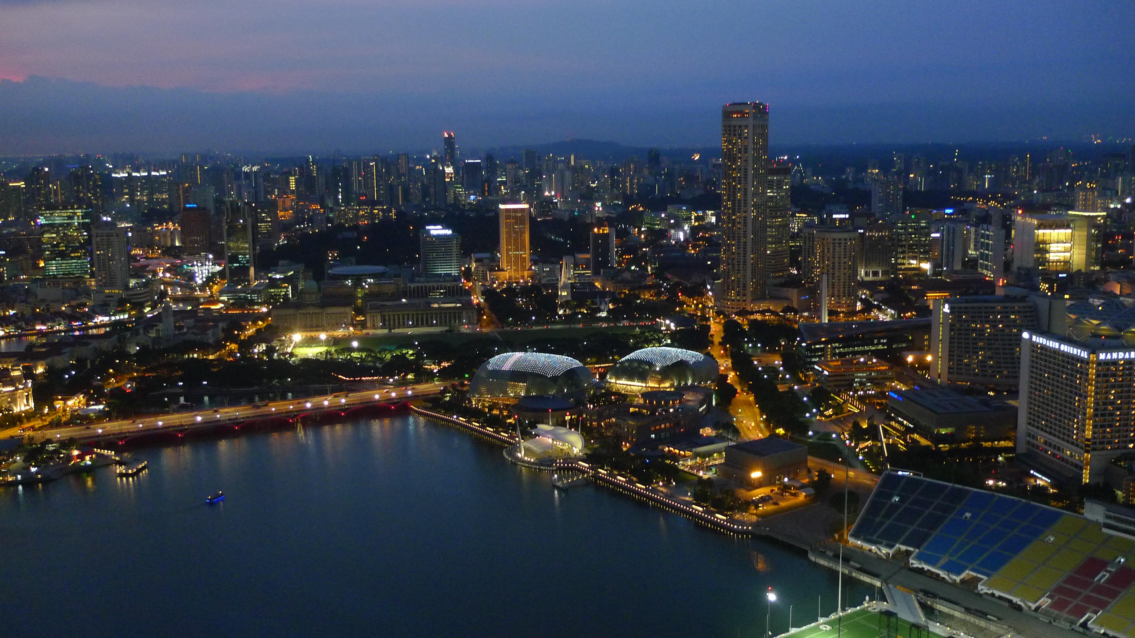 singapore(新加坡滨海湾