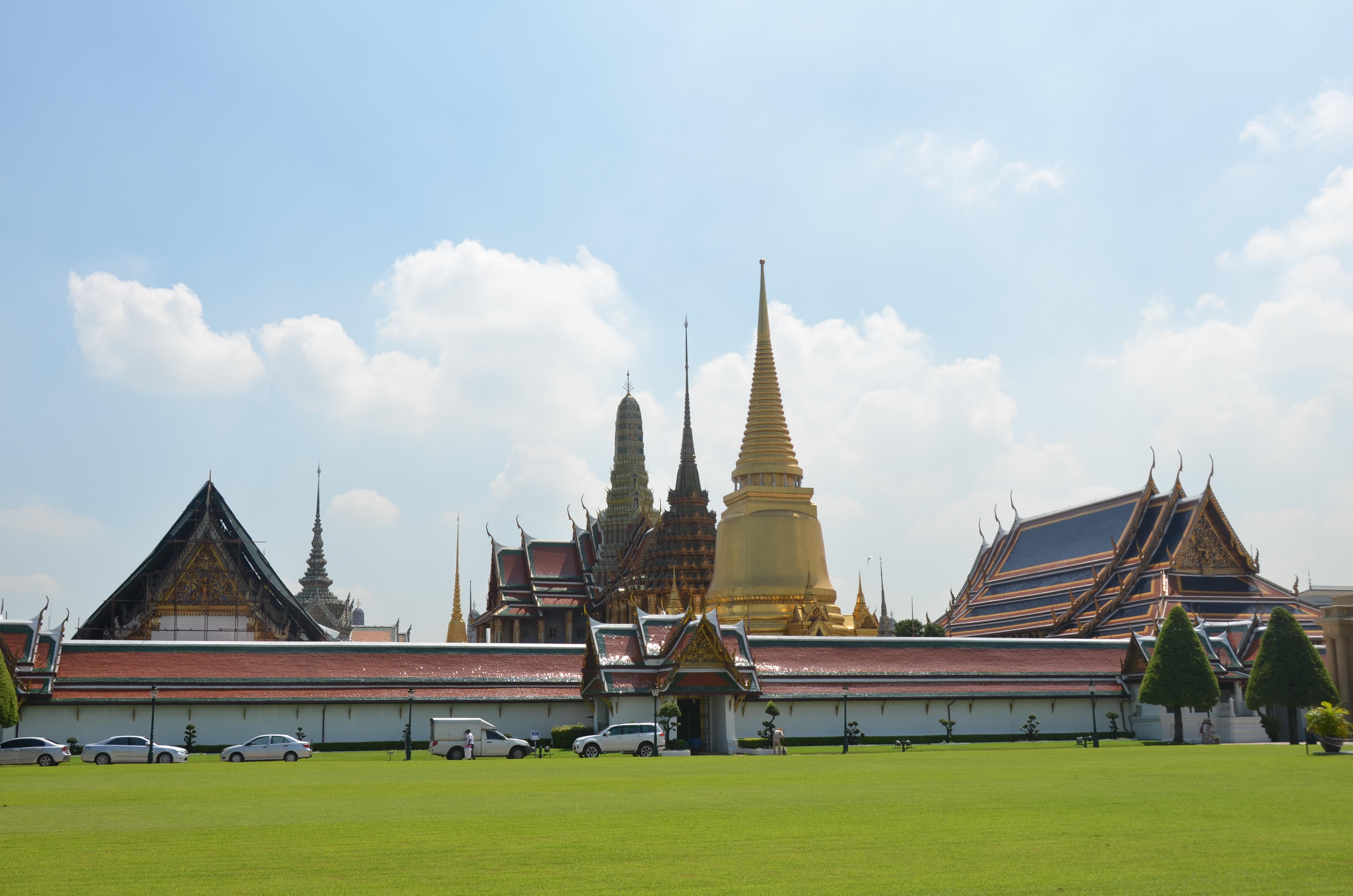 泰国曼谷,华欣国庆休闲游