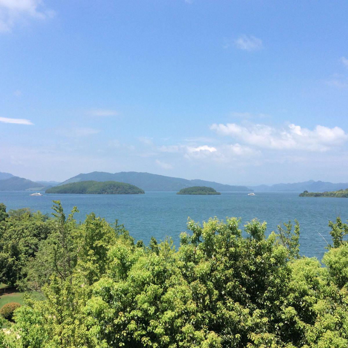 千岛湖-满眼尽是翠绿碧 - 千岛湖游记攻略【携程攻略】