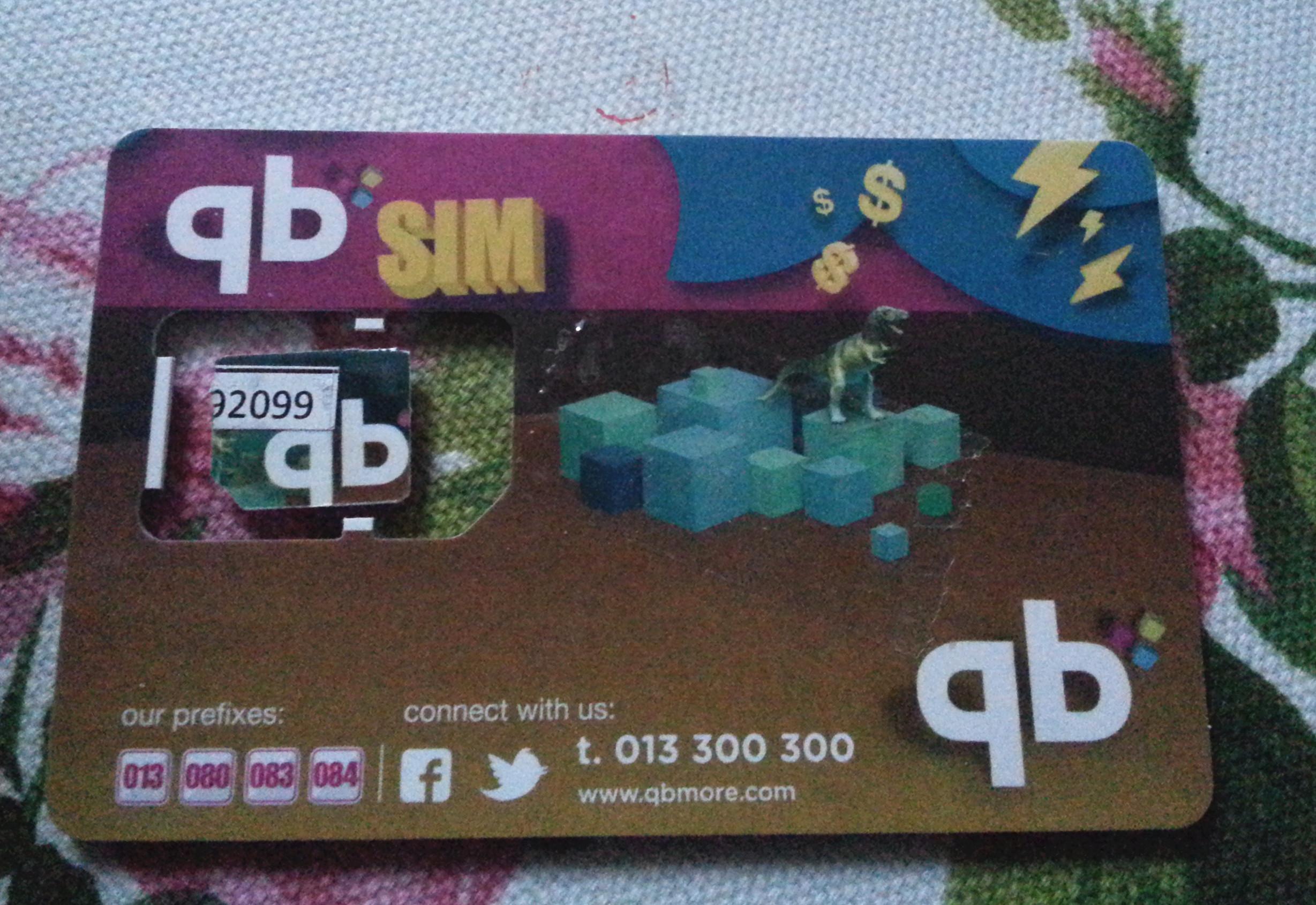 我在暹粒机场买当地的手机卡