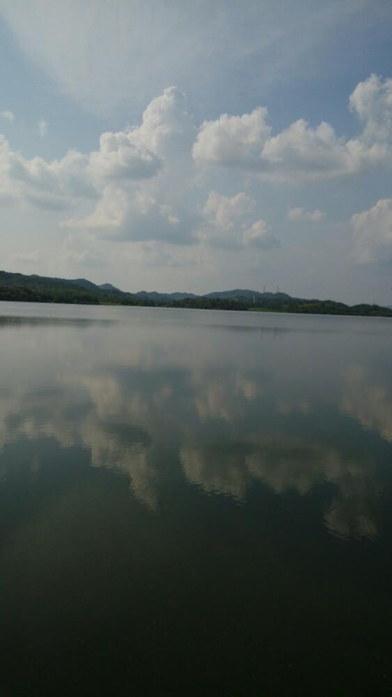 月亮湖风景区