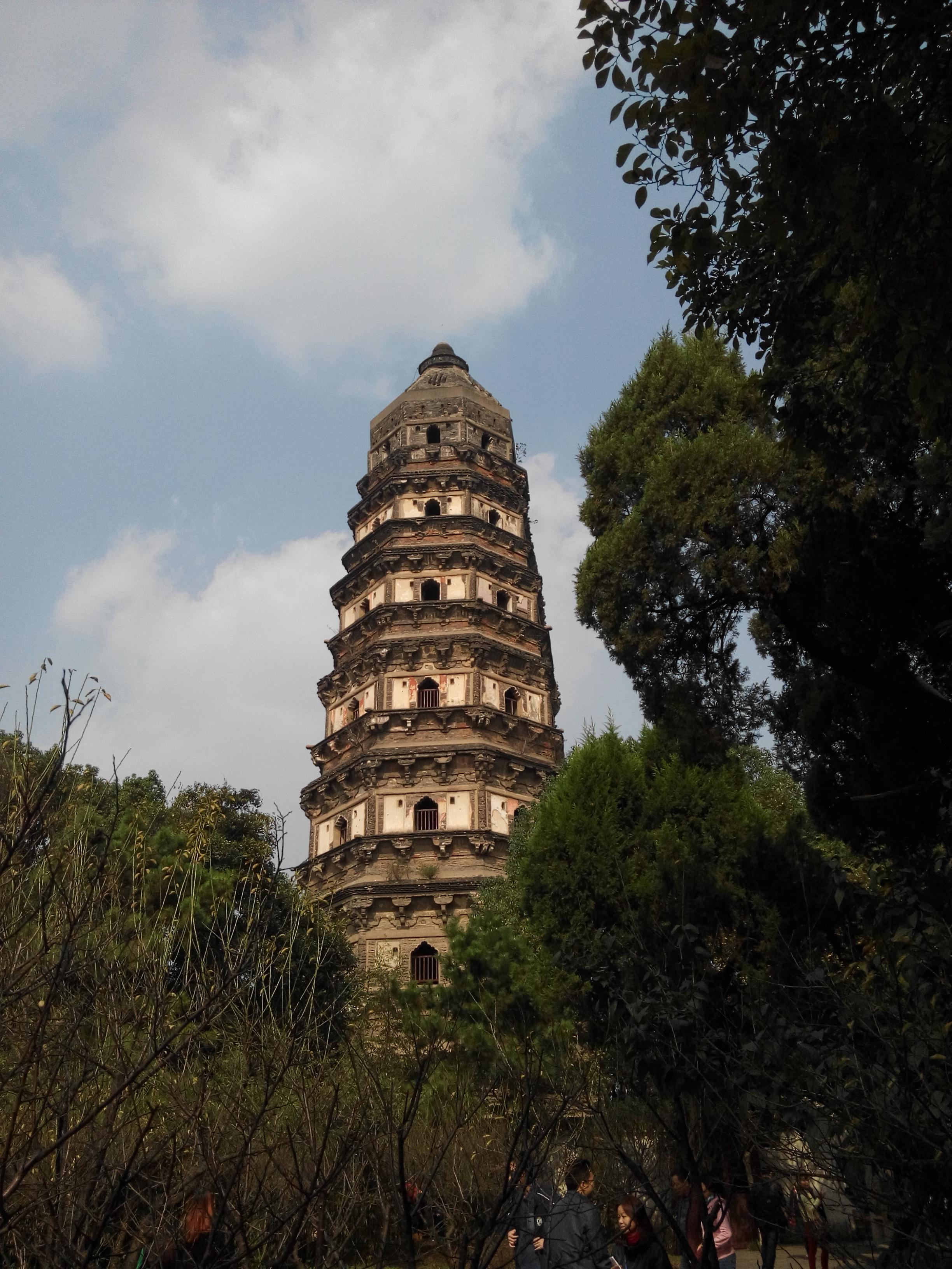 【攜程攻略】蘇州虎丘塔景點,正如蘇軾說過到蘇州不游