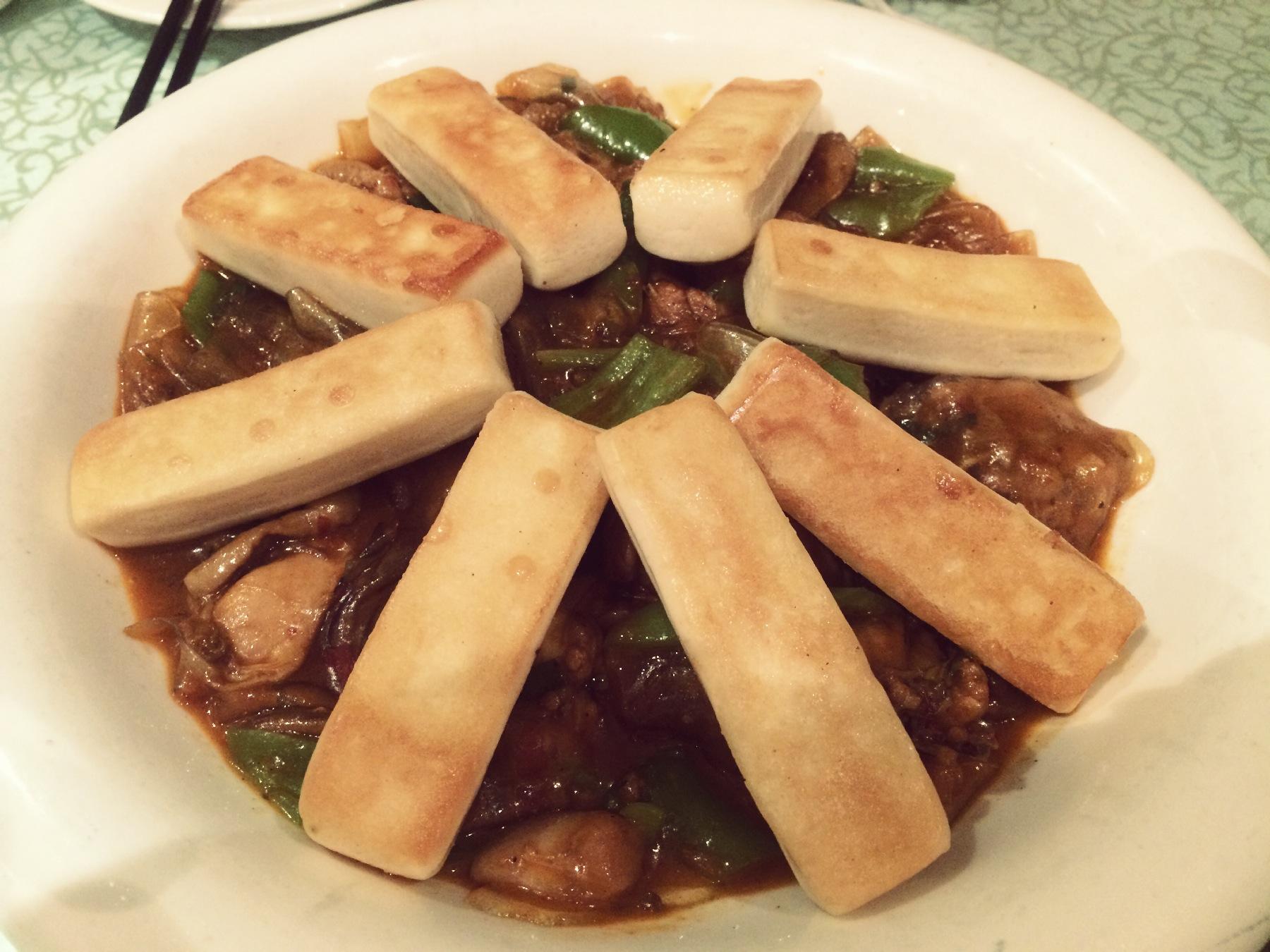 品尝郑州美食