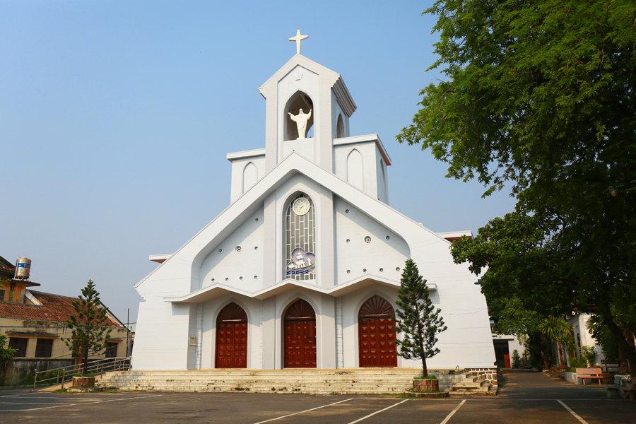欧式小教堂