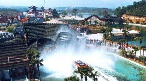 桂林乐满地主题乐园