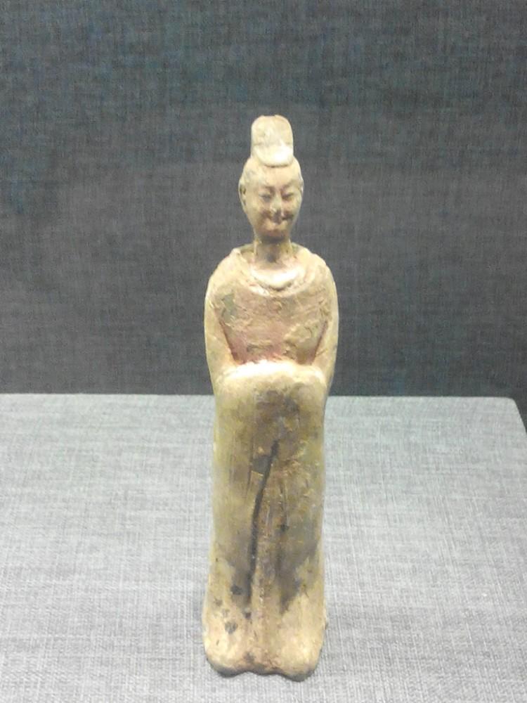 洛阳 博物馆 系列1汉代陶俑图片