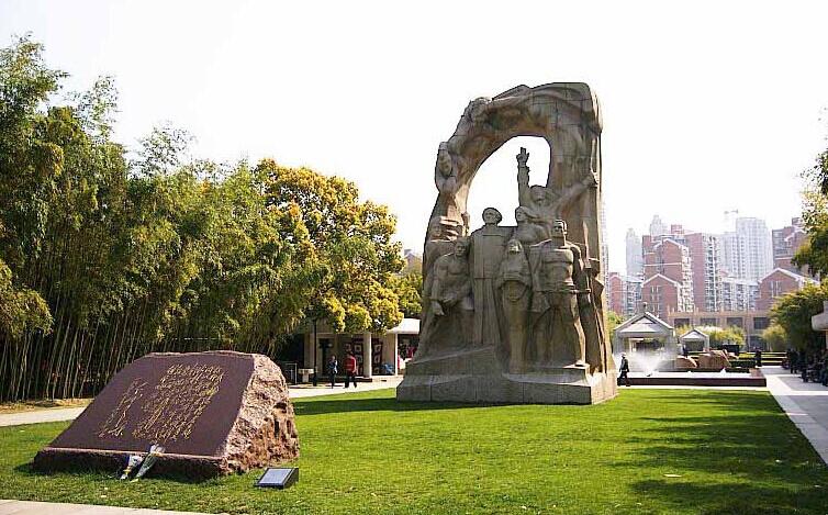 龙华烈士陵园有几个区
