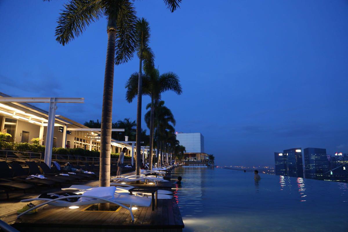 (新加坡滨海湾