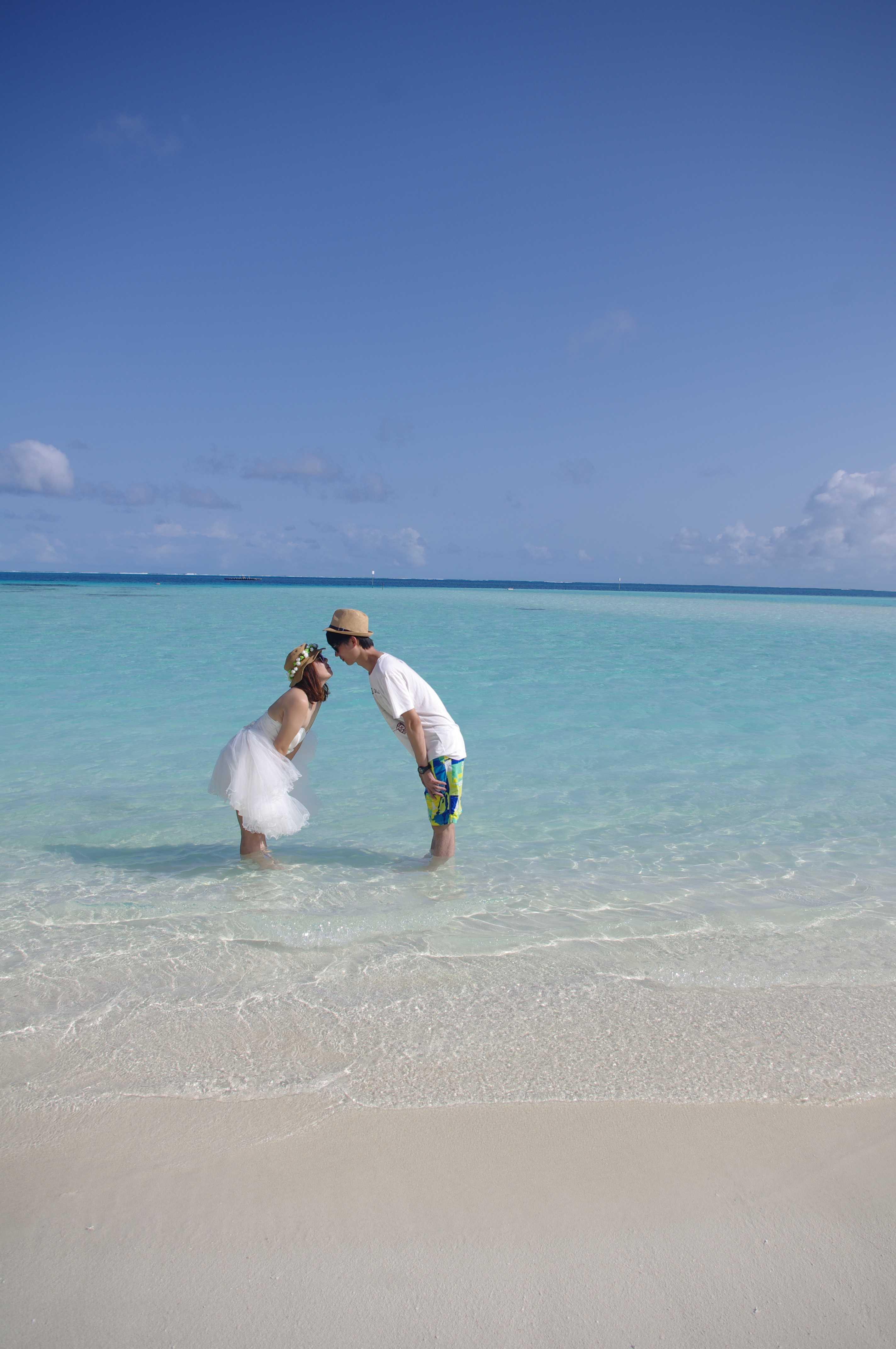 最初的梦想 康斯丹魔富士岛蜜月之行 - 马尔代夫游记