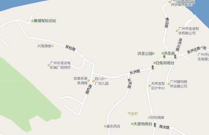 20110430骑行长洲岛 大学城