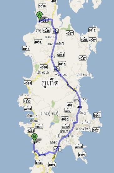 2010年泰国背包游记之初到普吉岛 - 携程社区