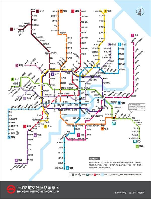 上海轨道交通