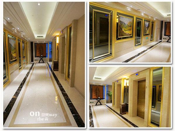 走廊口设计效果图
