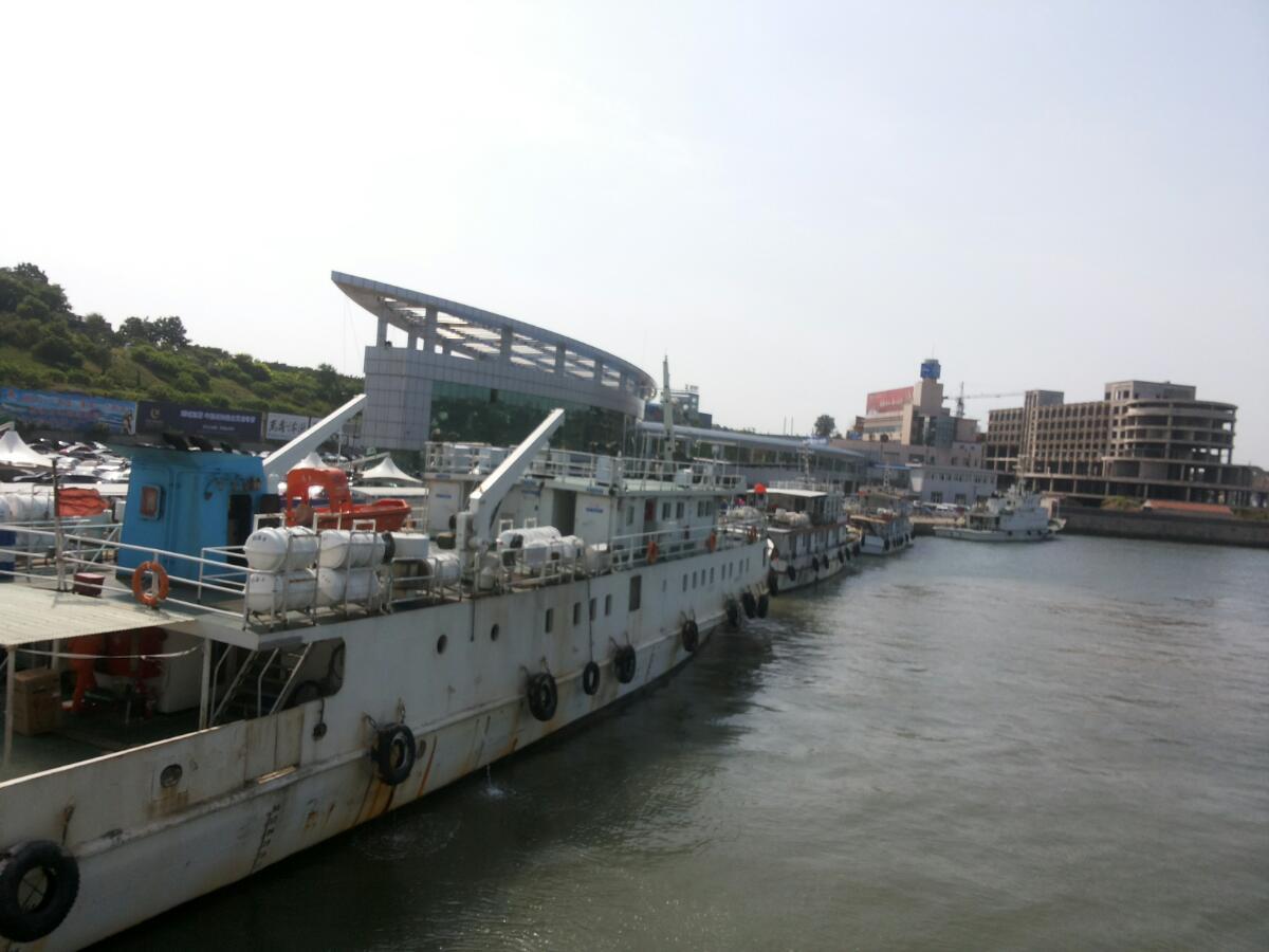 蓬莱到长岛在什么位置轮渡_【原创】_长岛渔家乐点评网