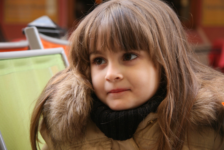 咖啡店老板娘的小女儿