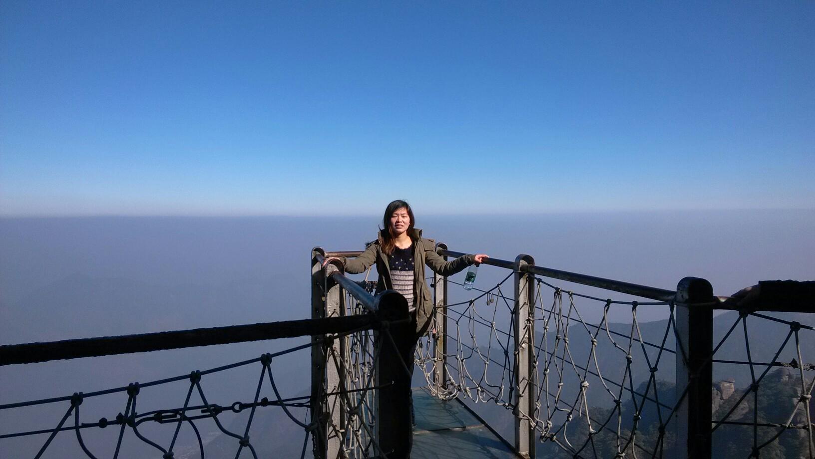 三清山风景