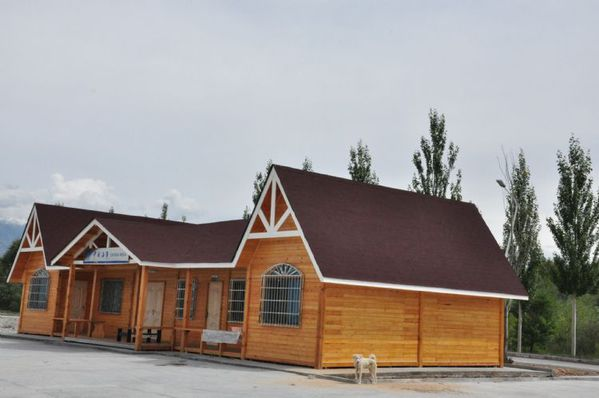 钢结构别墅犁