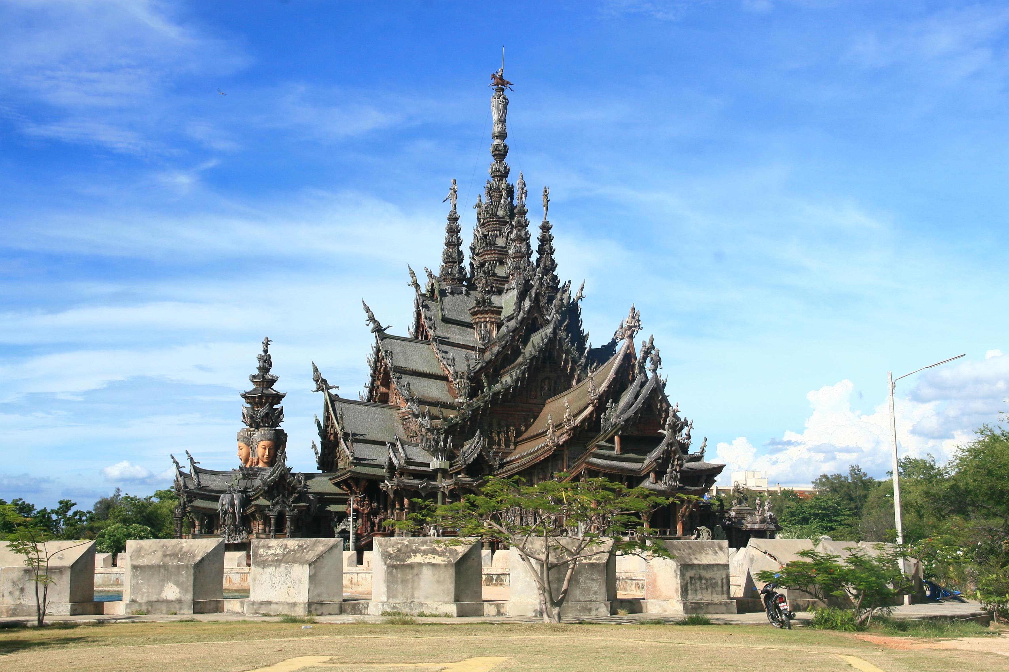 泰国,芭提雅